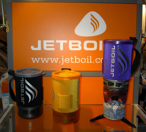 Jetboil Flash PCS - New for Fall 2009