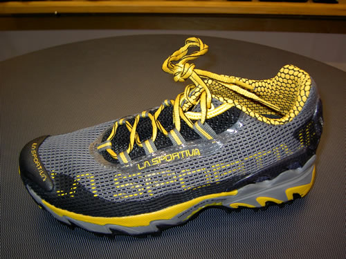 La Sportiva Wildcat Trail Running Shoe - New for 2009