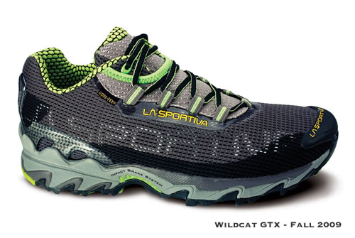 La Sportiva Wildcat GTX Trail Running Shoe - New for Fall 2009