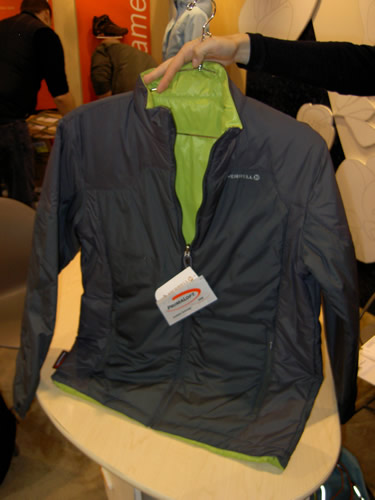 Merrell Conductor Primaloft Insulated Jacket