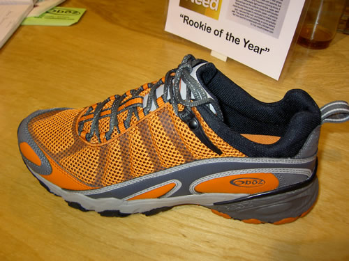 Oboz Burn Trail Running Shoe - New for 2009