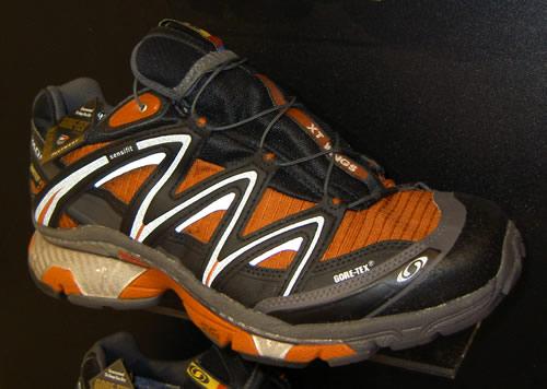 Salomon XT Wings Gore-tex Softshell Trail Running Shoe - New for 2009