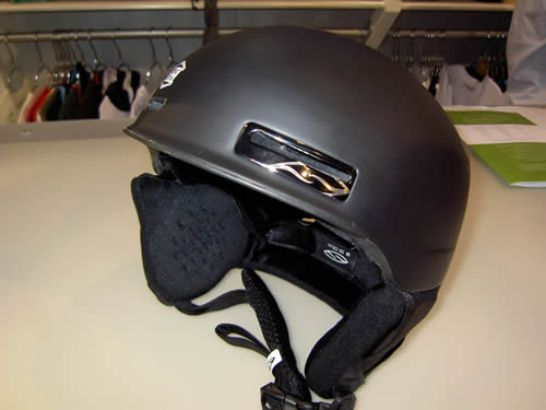 Smith Maze Ski Helmet - New for Fall 2009
