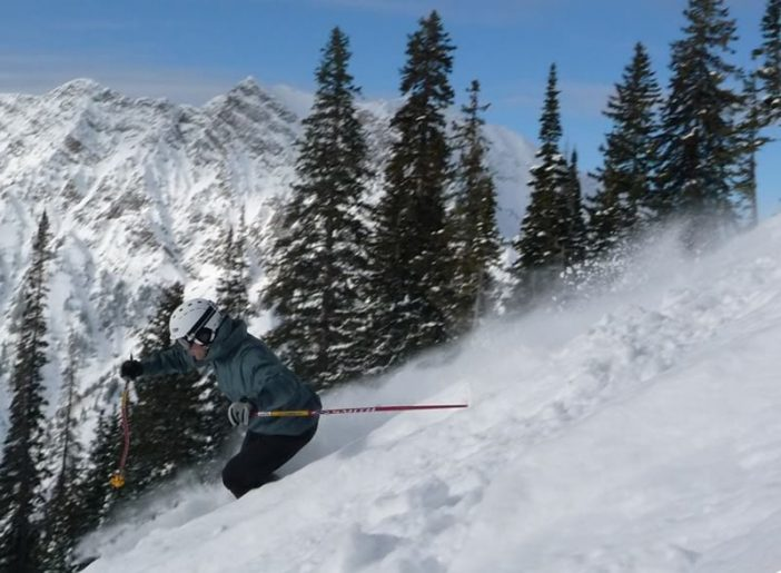 Last Run at Snowbird Resort - Jason Mitchell