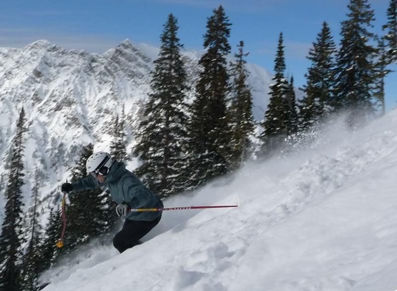 Last Run at Snowbird Resort - Jason Mitchell