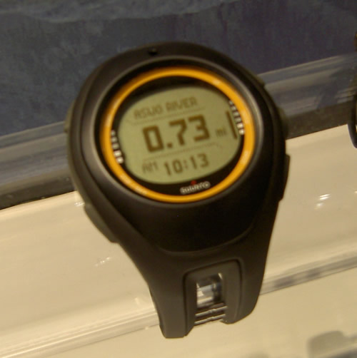 Suunto X10 GPS Watch