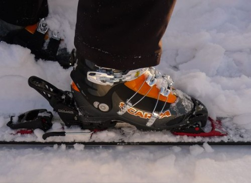 Scarpa Skookum Alpine Touring Ski Boots Review