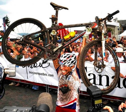 2009 Team Maxxis-Rocky Mountain Announced