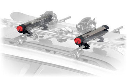 Yakima FatCat 4 Ski Rack Review