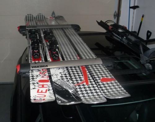 Yakima FatCat 4 Ski Rack Review