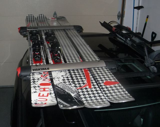 Yakima Fatcat 4 Ski Rack Review Feedthehabit Com