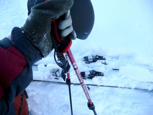 Black Diamond Carbon Fiber Backcountry Ski Poles Review