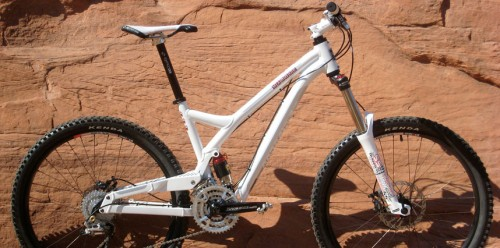 2009 Corsair Marque - All-mountain Mountain Bike Frame
