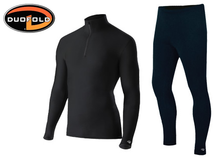 Duofold Varitherm Wool Base Layers - Review
