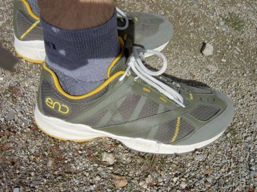 END Stumptown 12 Trail Running Shoes Review