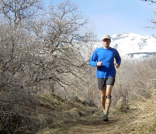 La Sportiva Wildcat Trail Running Shoes Review - Jason Mitchell in Lambert Park, Utah