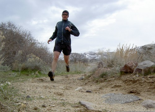 Asolo Prolix XCR Trail Running Shoes Review - Jason Mitchell in Corner Canyon, Utah