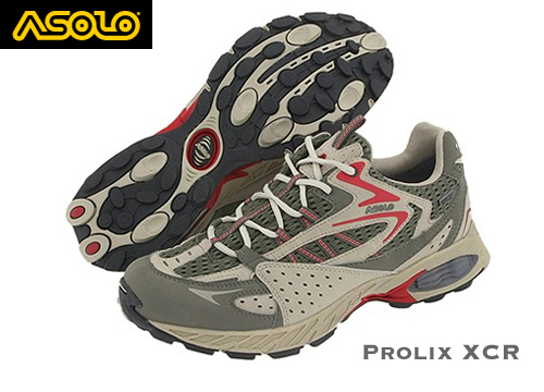 Asolo Prolix XCR Trail Running Shoes Review
