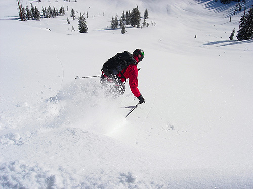As good as advertised - Kendall Card making the mos of April Powder