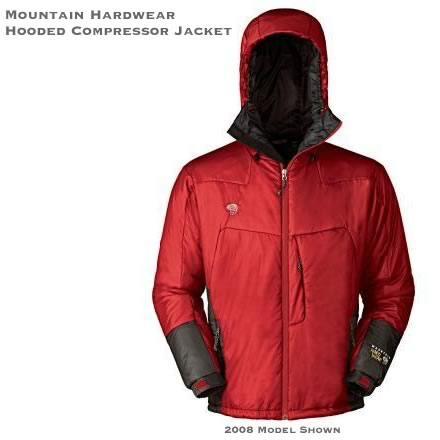 Mountain Hardwear Compressor Jacket Review