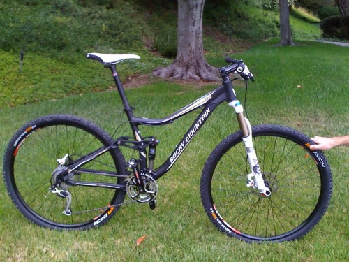 Rocky Mountain Altitude 29er
