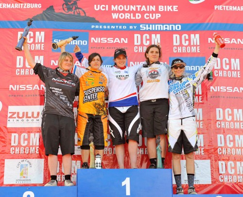 Pietermaritzburg World Cup - Rocky Mountain Bikes