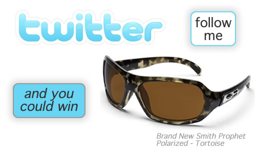 Twitter Contest: April 2009