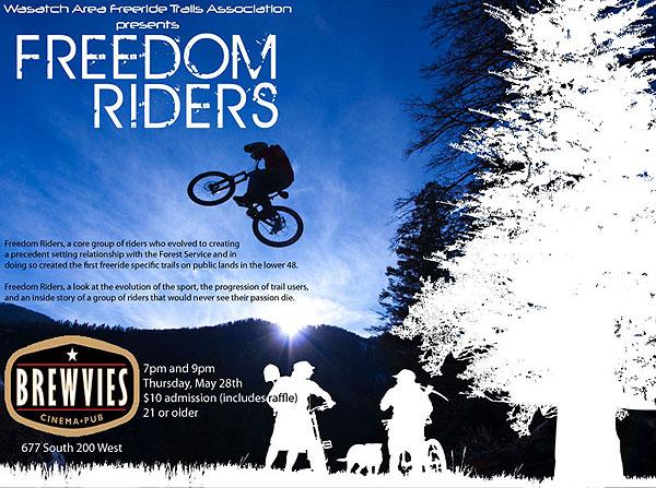 2009 Salt Lake showing of Freedom Riders