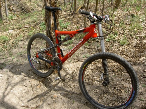 Cannondale Rize Three Mountain Bike Review