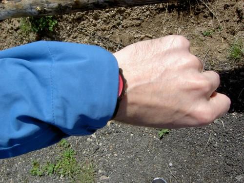 Cloudveil BPM Jacket Review - Cuffs and Watches Don't Mix