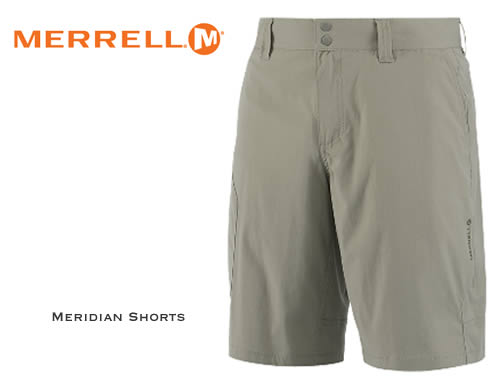 Merrell Meridian Shorts Review