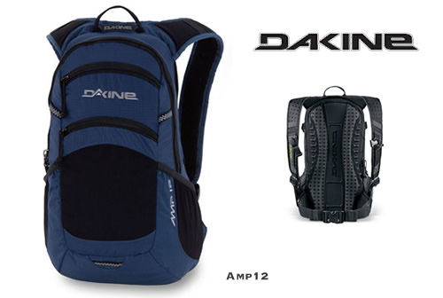 DaKine Amp 12 Hydration Pack Review