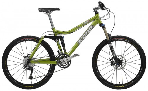 2009 Kona Dawg Supreme - Bike Review
