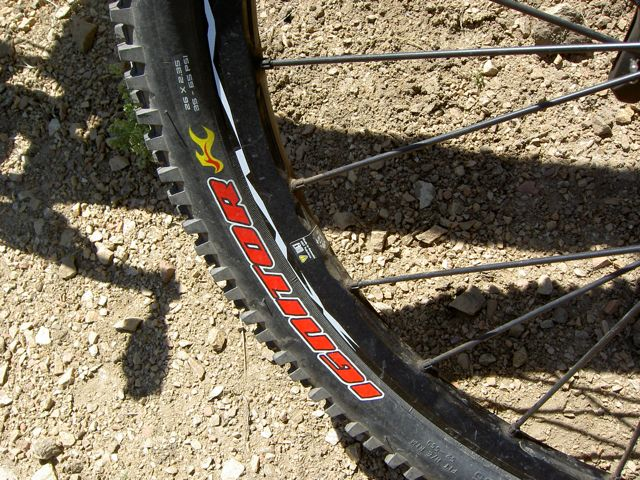 Maxxis Ignitor 2.35 Tire Review