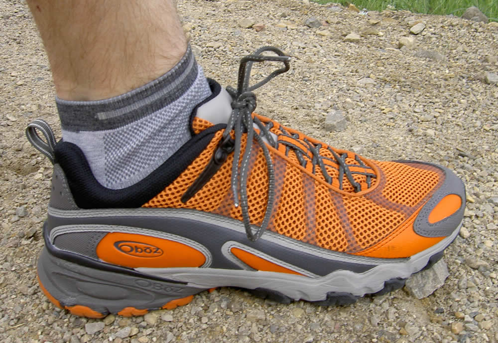 Oboz Trail Running Shoes Review
