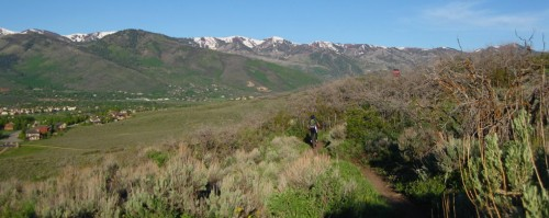 Park City Point2Point Enduro Mountain Bike Race
