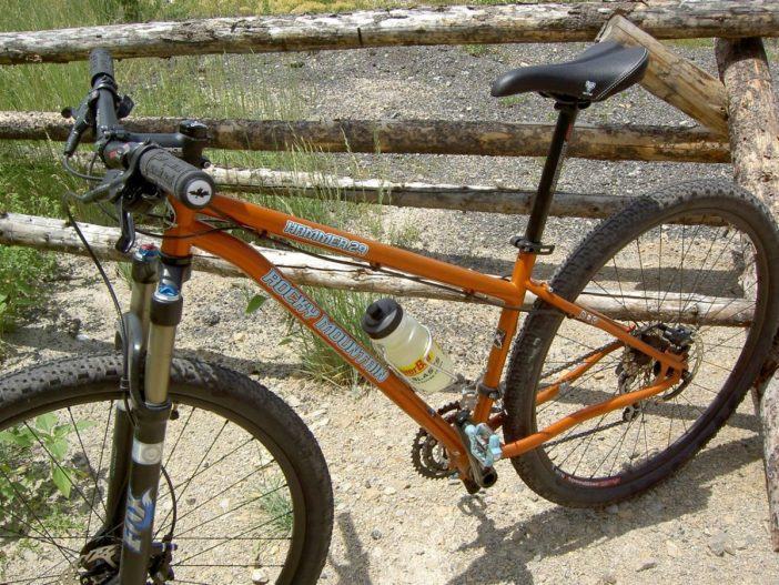 Rocky Mountain Hammer29 29er Mountain Bike Review