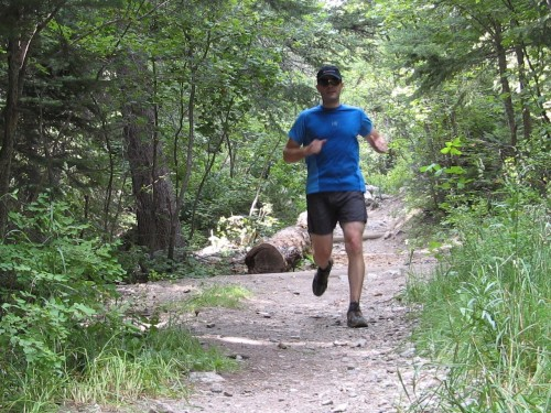 American Fork Canyon Trail Running