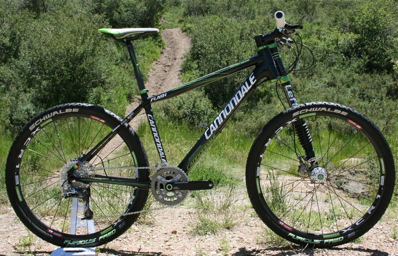 2010 Cannondale Flash Carbon 16 6 Lb Hardtail