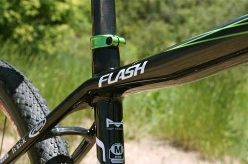 2010 Cannondale Flash Carbon-fiber XC Mountain Bike