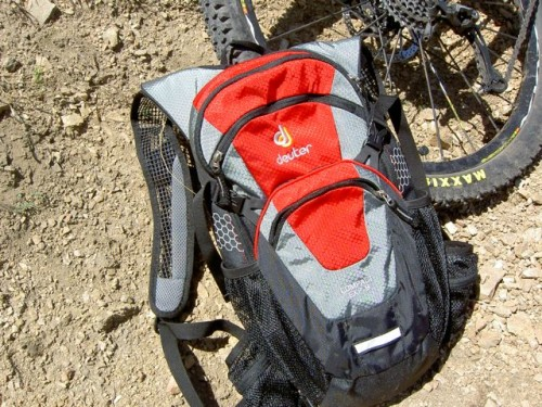 Deuter EXP 8 Hydration Pack Review