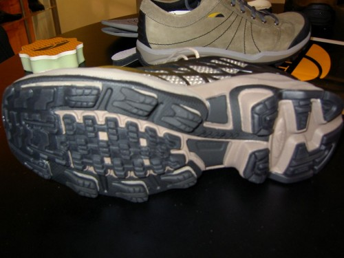 GoLite Comp Trail Running Shoes