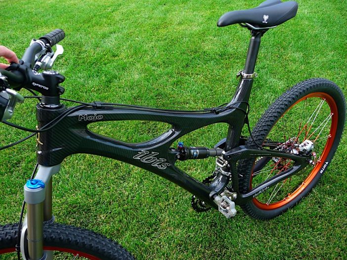 Ibis Mojo: In For Review