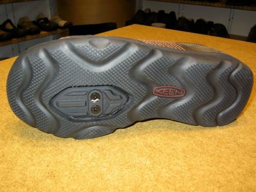 Keen Austin SPD-compatible Bike Shoes Sole