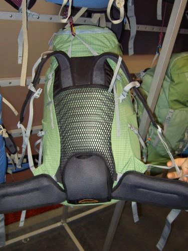 Lowe Alpine Nanon Backpack - Adjustable Back Panel Design