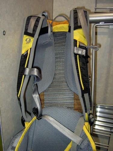 Mountain Hardwear Fluid 10 Hydration Pack - HardWave Frame Sheet
