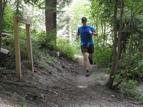 American Fork Canyon Trail Running - New Balance 875 Review