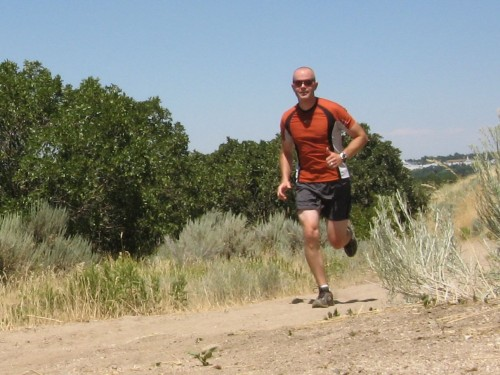 Trail Running in Corner Canyon - New Balance 875 Review