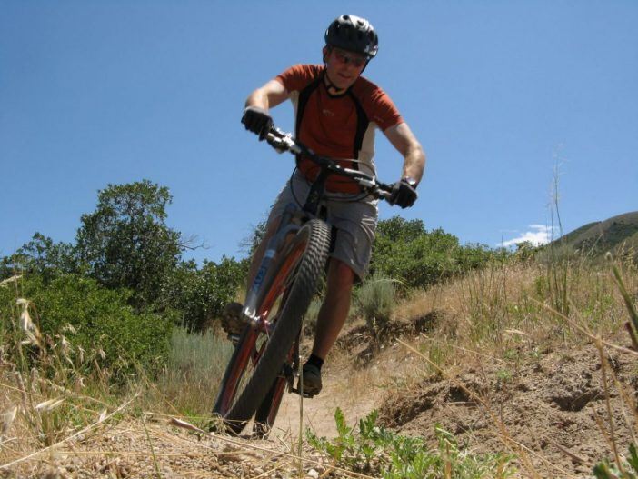 Ibis Mojo Bike Review - Jason Mitchell