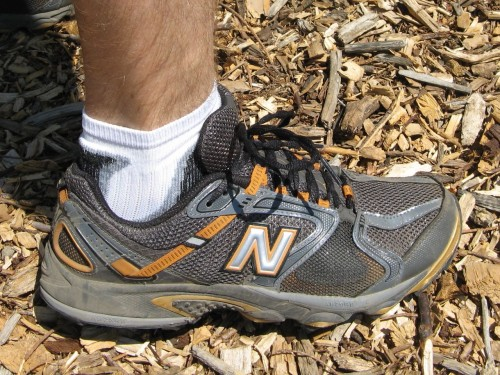 New Balance 875 Trail Running Shoe Review
